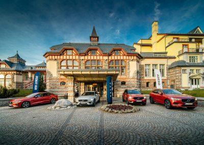 VÚB, Klientsky event, Grand Hotel Kempinski