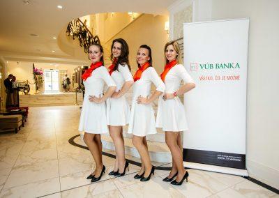 VÚB, Klientsky event Hotel Lomnica